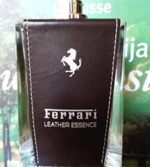 Ferrari Leather Essence original dekant 10 ml