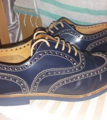 Muske kozne Pollini cipele - original