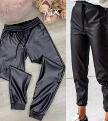 Kozne pantalone dostupne vel M L i Xl