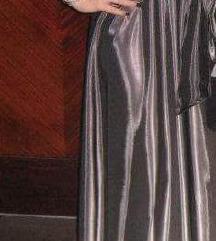 Svečana dugačka haljina - svila