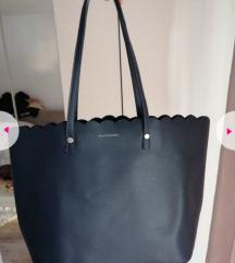 Velika teget torba