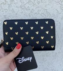 Novi Disney novcanik sa etiketom