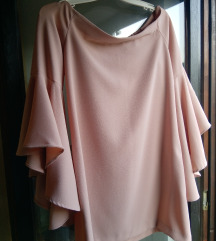 Kratka roza haljinica