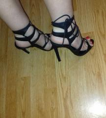 ZARA sexy sandale 36