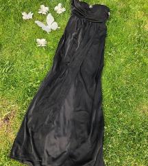 Svecana haljina sa perjem