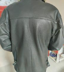 Muska kozna jakna boxer