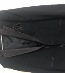 Muški crni sako