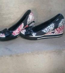 SUGAR letnje platnene cipele sa potpeticom