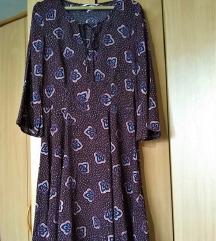 HM viskozna haljina sa paisley motivom