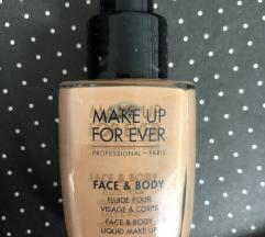 Make up for ever puder