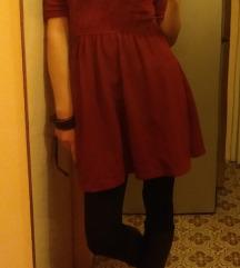 Bershka haljina *Rasprodaja do kraja meseca*