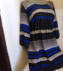 Dots prugasta haljina L