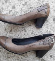 TAMARIS prelepe kozne cipele NOVE