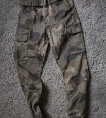 Maskirne baggy 7/8 CLP pantalone, vel. S