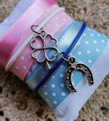 Lucky charm narukvice / NOVO
