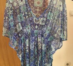 Transparentna bluza