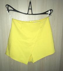 Žuti šorts