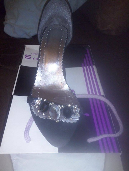 Sandale svecane
