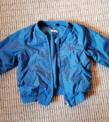 Benetton jaknica 6-9 mes