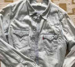 Vintage teksas Levis kosulja