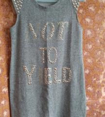 NOVO tunika/majica/haljina sa nitnama