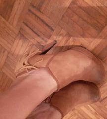 SNIZENJEE 500 DIN  Braon cipele
