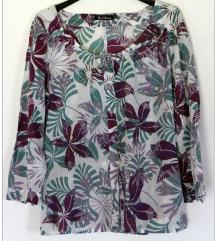 Cvetna bluza, kao nova