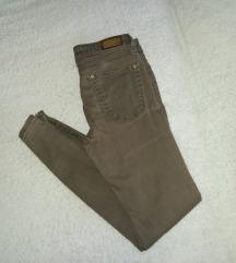 Zara skinny pantalone
