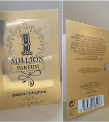 Paco Rabanne Million Parfum 2020, original