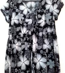 Cvetna letnja tunika