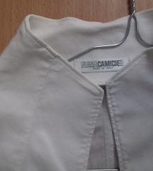 NARACAMICIE bela košulja; Veličina S