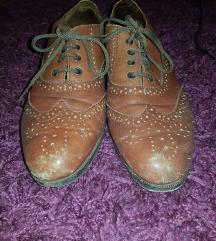 Kozne oksford cipelice