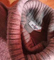 Pimkie sivi džemper 💕