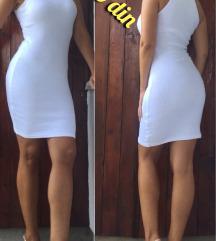 Bela haljina sa cirkonima ✨ NOVO