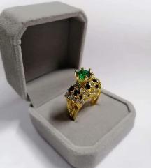 prsten pozlata