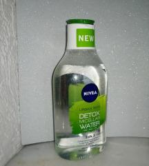 Nivea detox micellar water 400 ml