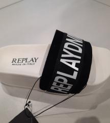 Replay papuce sa etiketom Kozne