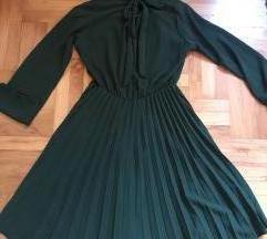 SNIZENjE Maslinasta haljina za svaki dan