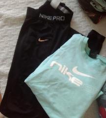 Nike duks i helanke M