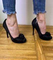 Kitten satenske cipele