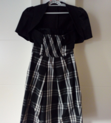 Zara haljina bez bretela XS