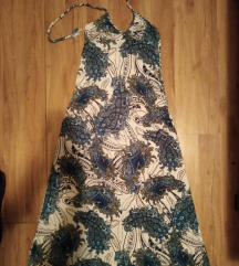 Maxi pamucna haljina M, S