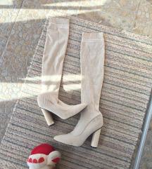 Cizme carapa preko kolena
