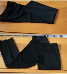 5.5. Ferre elegantne crne M pantalone