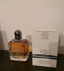 Armani stronger with You edt 100ml tstr