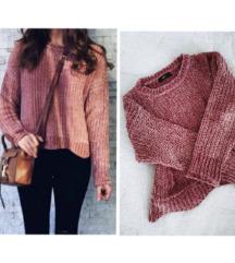 •••ZARA knit chenille dzemper•••