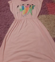 C&A retro letnja haljinica