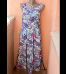 VINTAGE letnja haljina, 1980s
