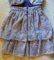 Zara kratka haljinica S