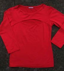 SNIZENO - Kvalitetna JENNYFER crvena bluza